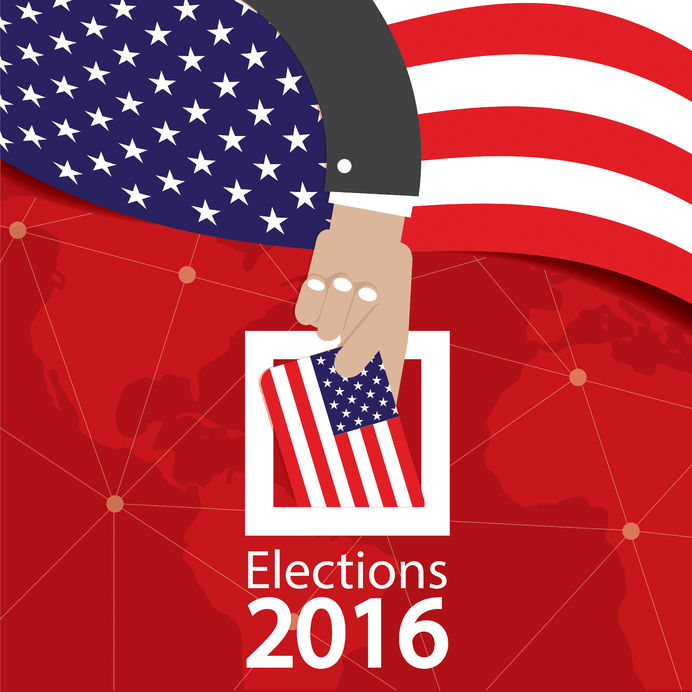 At the End of the Day:  One Thing Is Clear, 2016 Election Day has reached Completion